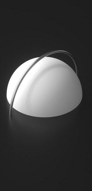 Sphere Minimalism On Wallpaper 720x1480 380x781