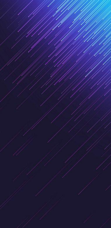 Star Trail Wallpaper 720x1480 380x781