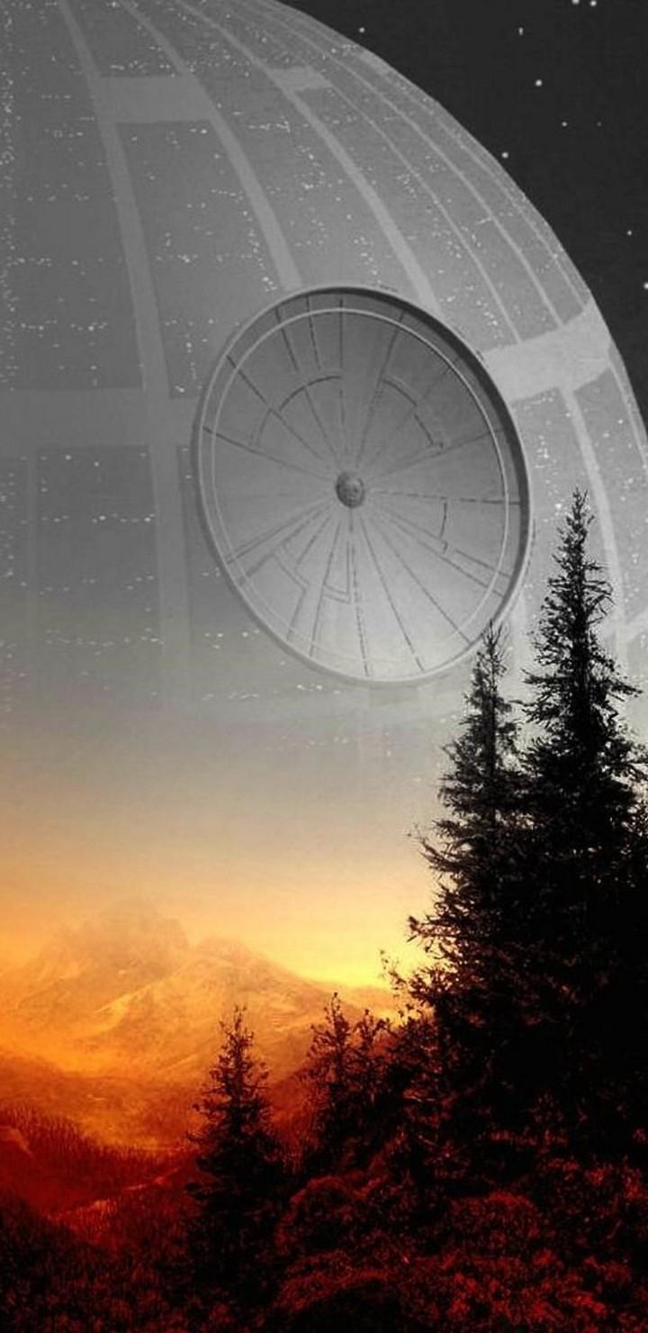 Star Wars Rogue One Anthology Hd Wallpaper 720x1480