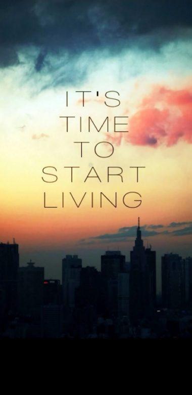 Start Living Wallpaper 720x1480 380x781