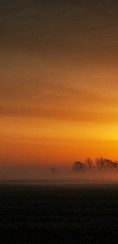 Sunset Landscape Ultra HD Wallpaper 720x1480 380x781