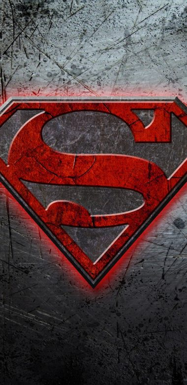 Superman Logo Ultra HD Wallpaper 720x1480 380x781