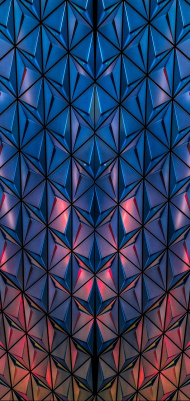 Surface Shape Light Wallpaper 720x1520 380x802
