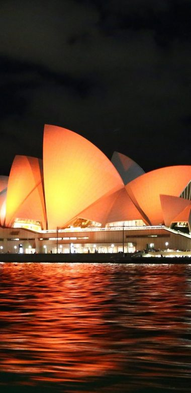 Sydney Opera House Ultra HD Wallpaper 720x1480 380x781
