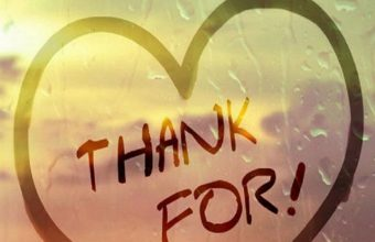 Thank For Love Wallpaper 720x1520 340x220