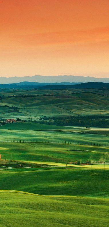 Tuscany Wallpaper 1080x2248 380x791