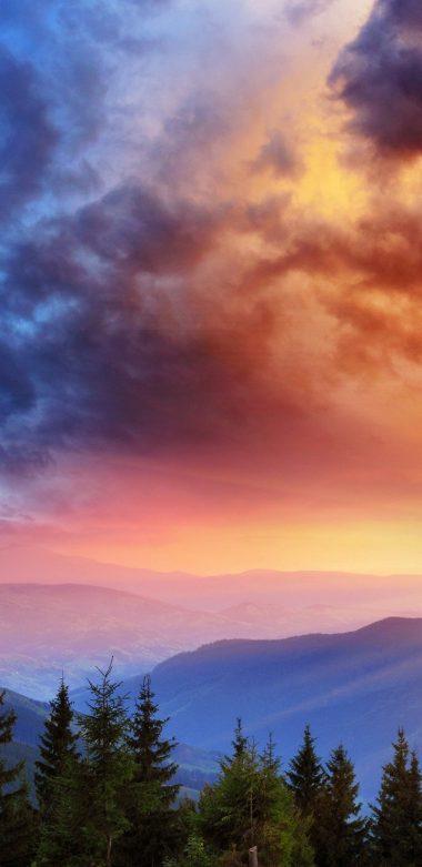Valley Morning Ultra HD Wallpaper 720x1480 380x781