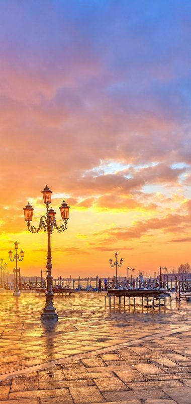 Venice Italy Piazza San Marco Wallpaper 720x1520 380x802