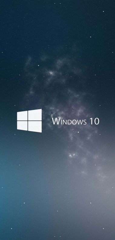 Windows 10 HD Wallpaper 1080x2248 380x791