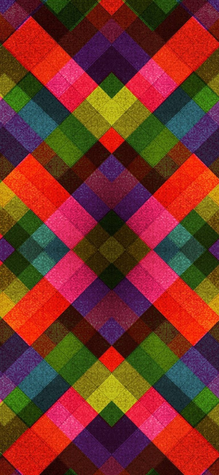 Abstract Multicolor Patterns Retro 1080x2340 768x1664