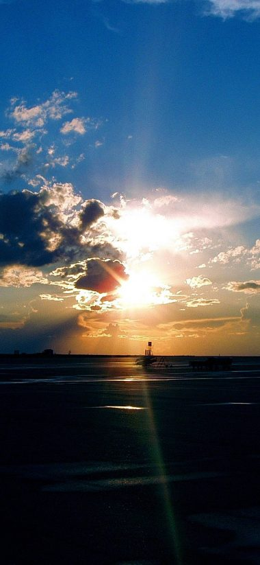 Airport Sunset 1080x2340 380x823