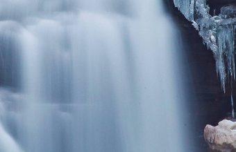 Amazing Waterfall Wallpaper 1080x2340 340x220