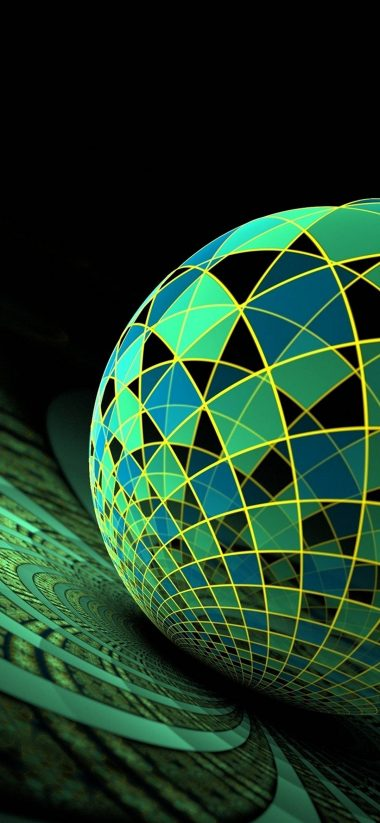 Ball Surface Green 1080x2340 380x823