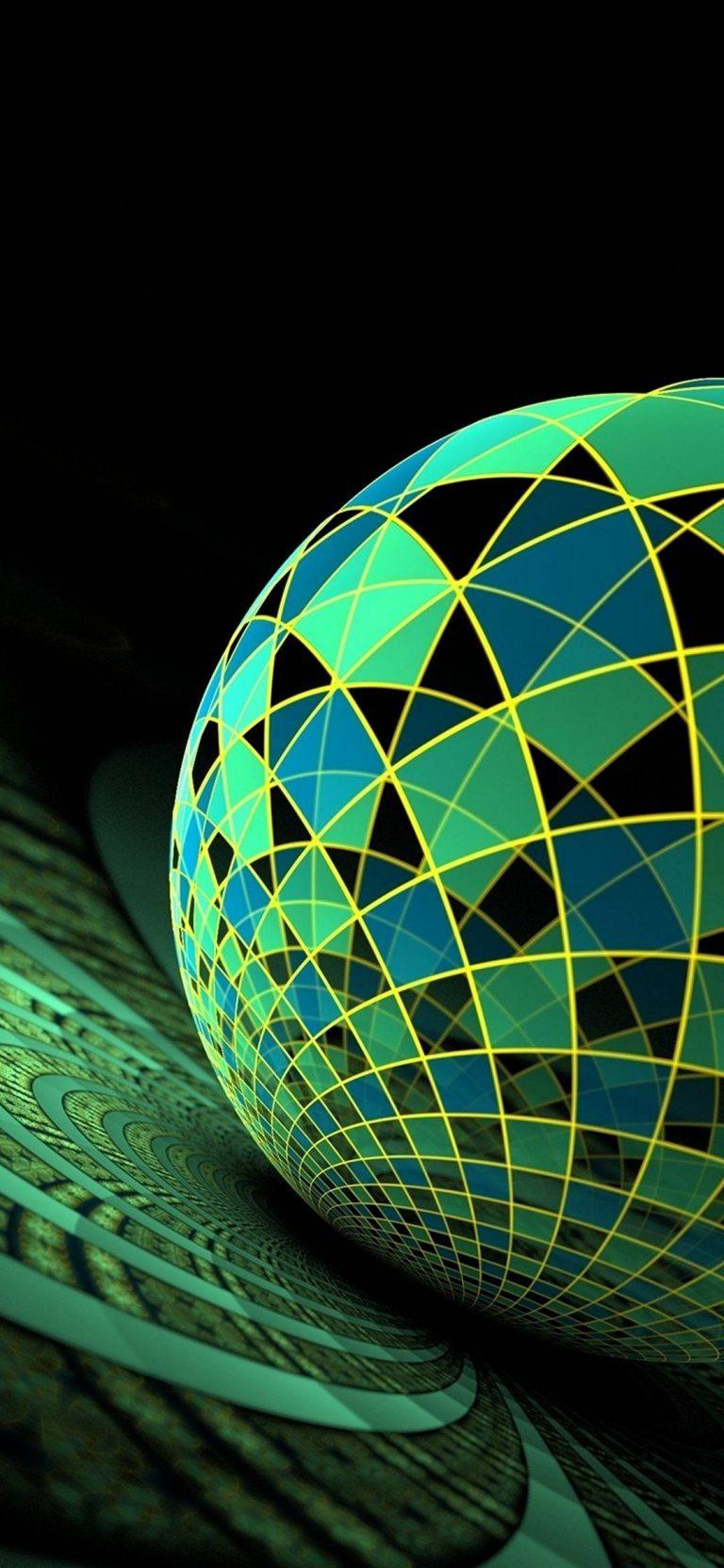 Ball Surface Green 1080x2340 768x1664