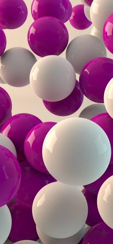 Balls 3d Flight 1080x2340 380x823