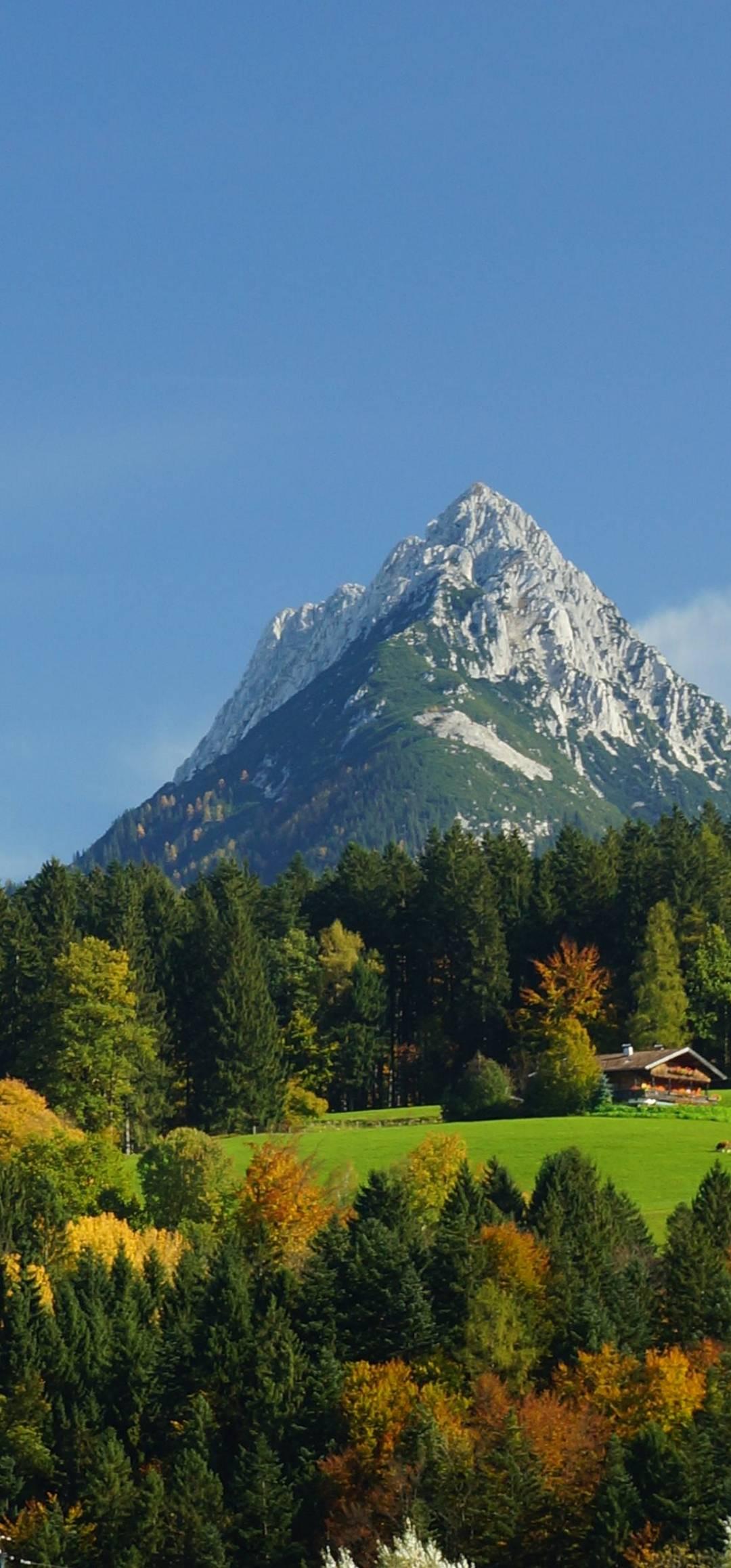 Beautiful Mountain Wallpaper 1080x2316