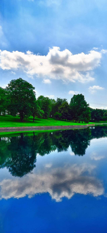 Beautiful Place Of Nature 1080x2340