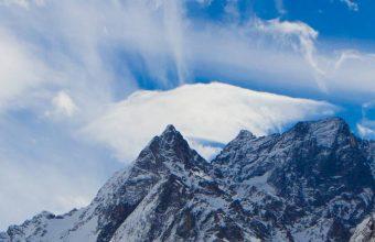 Caucasus Mountains Wallpaper 1080x2340 340x220