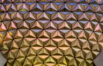 Epcot Theme Park In Bay Lake Florida USA Wallpaper 1080x2340 340x220