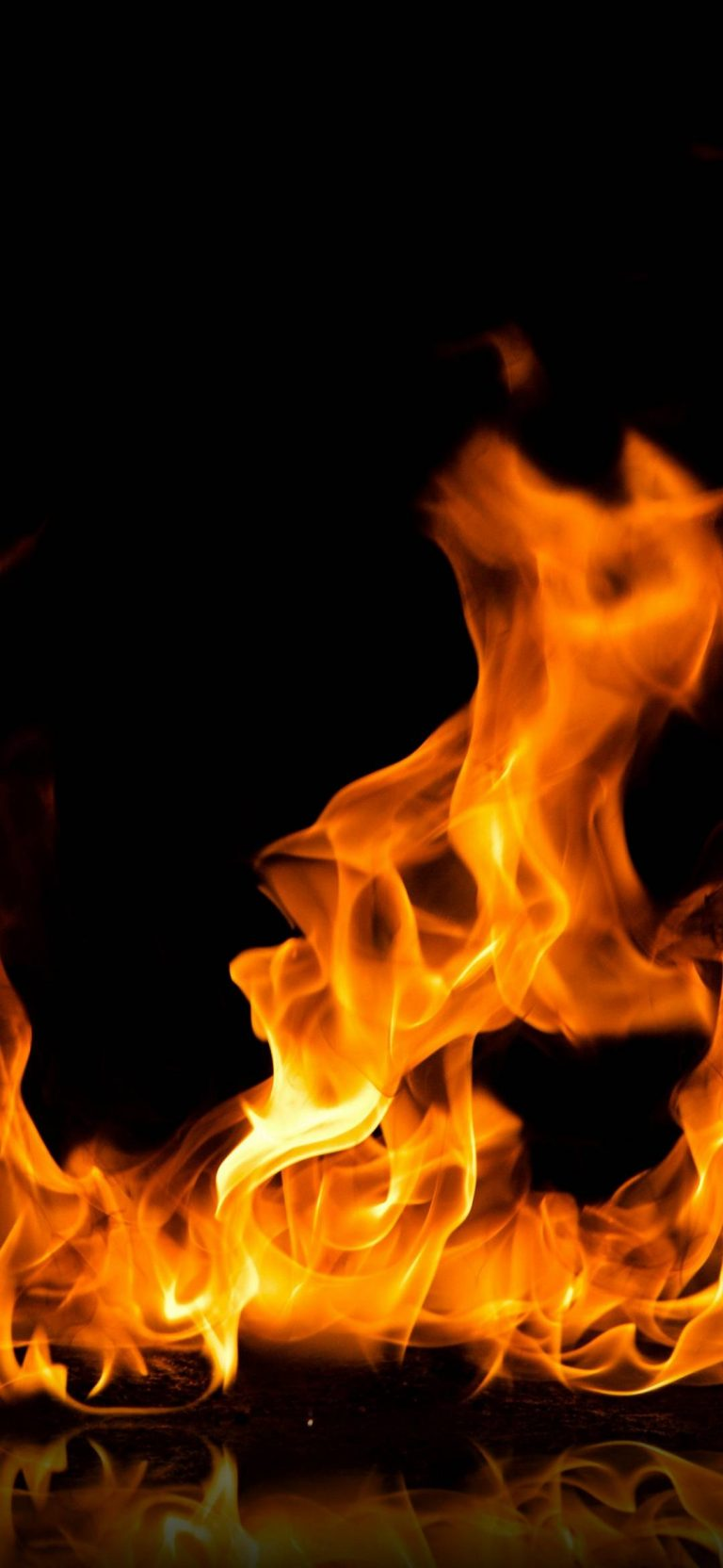 Fire Hd Wallpaper 1080x2340 768x1664