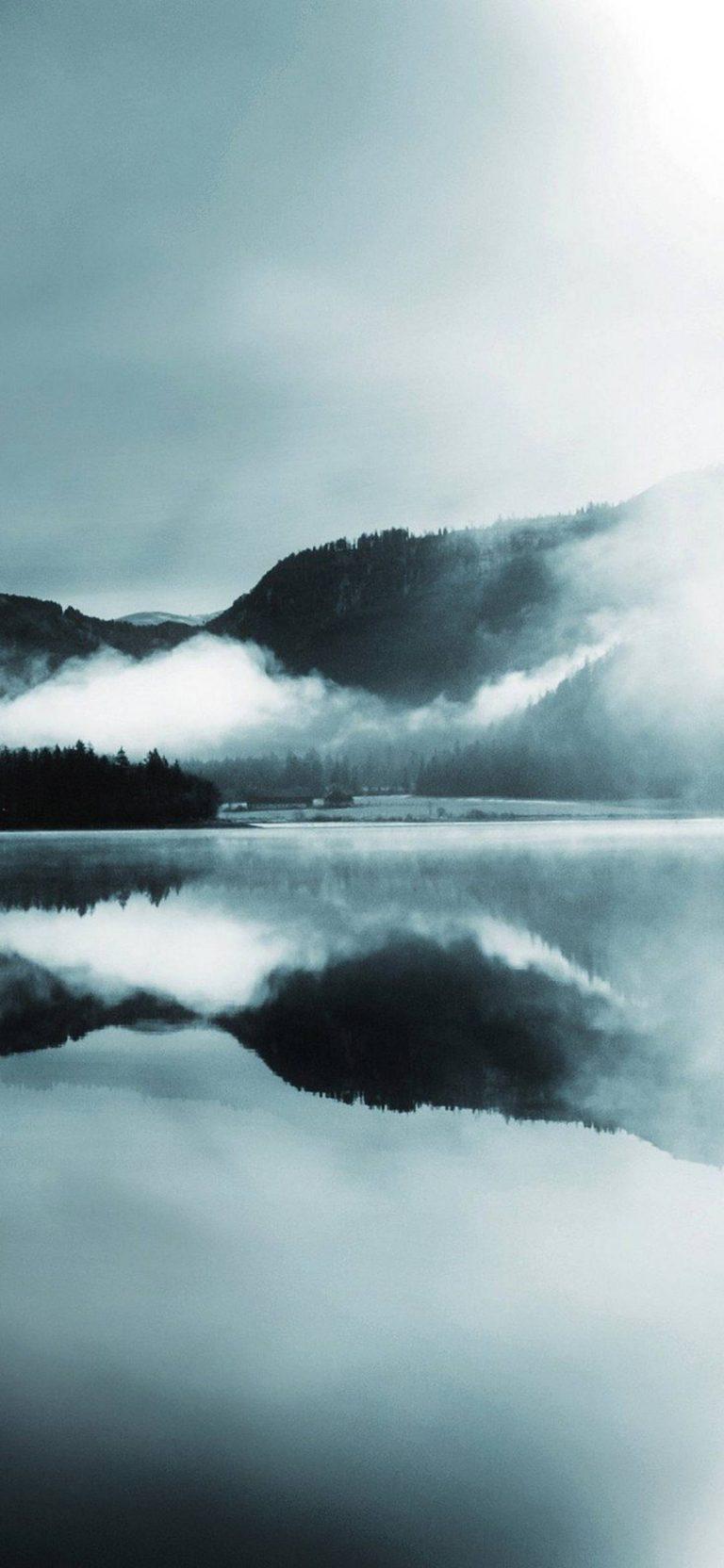 Fog Mist Lake 1080x2340 768x1664
