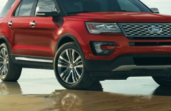 Ford Explorer 2016 Wallpaper 1080x2340 340x220