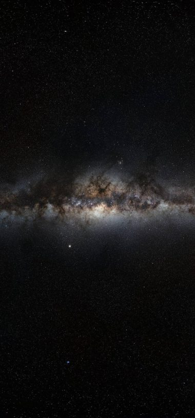 Galaxy View Wallpaper 1080x2316 380x815