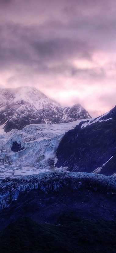 Glacier Sunrise 1080x2340 380x823