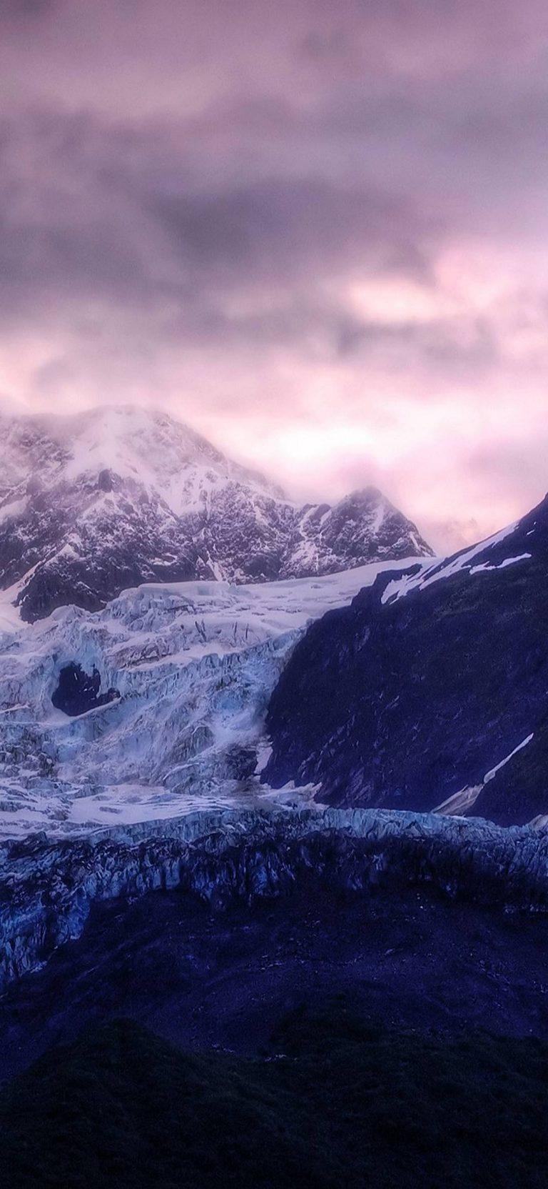 Glacier Sunrise 1080x2340 768x1664