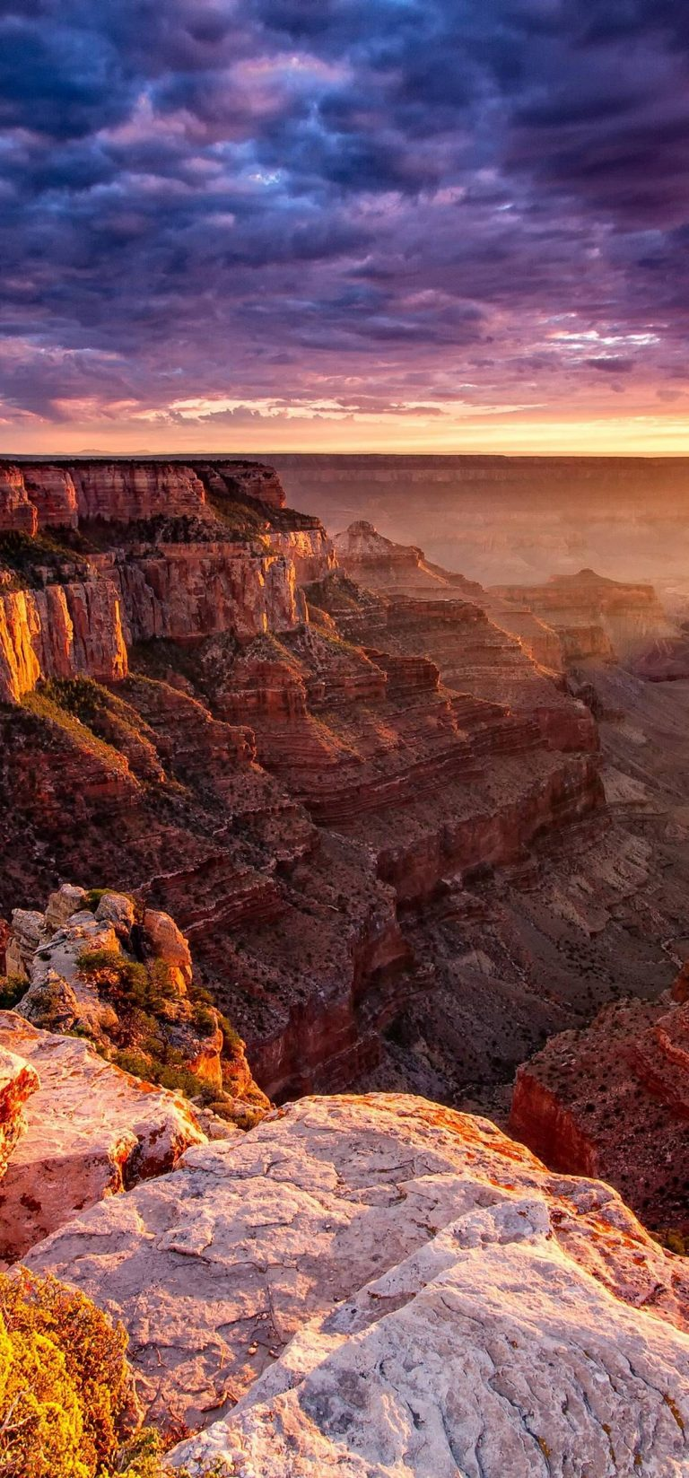 Grand Canyon In USA Nature HD Wallpaper 1080x2316 768x1647