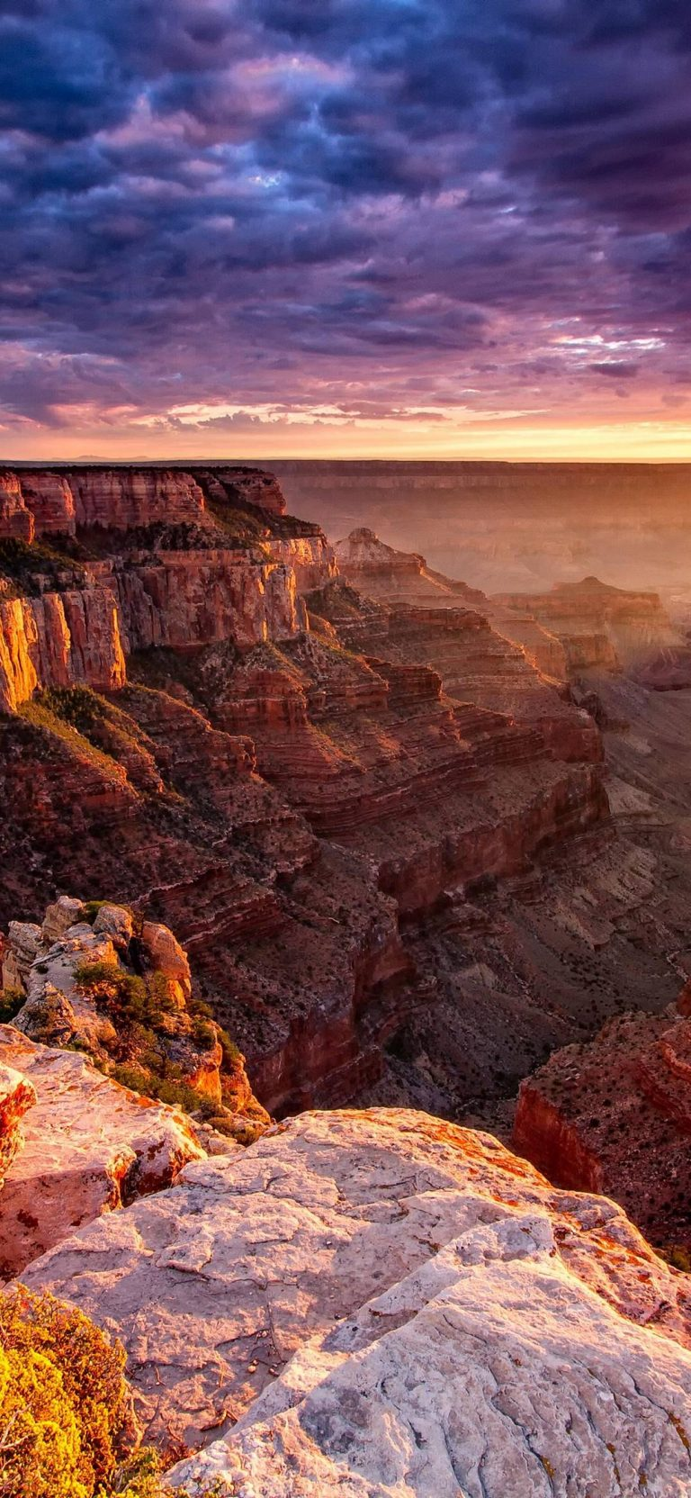 Grand Canyon In USA Nature HD Wallpaper 1080x2340 768x1664