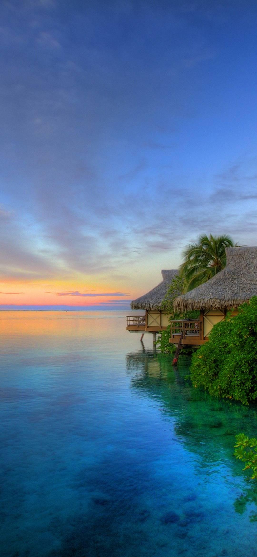 Island Sunset 1080x2340