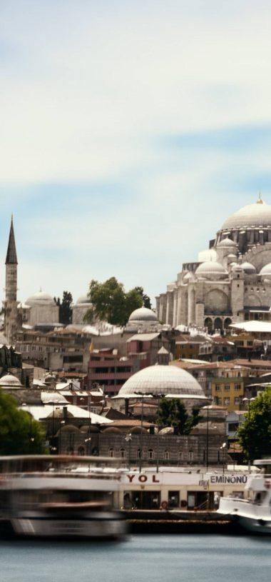 Istanbul Wallpaper 1080x2316 380x815