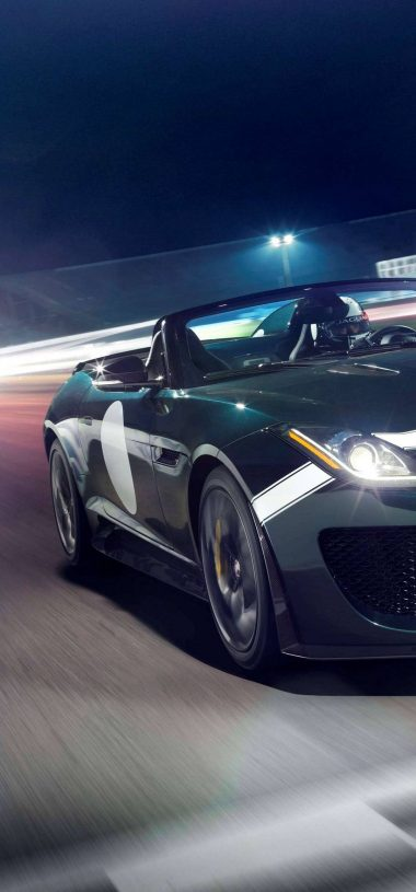 Jaguar F Type Project 7 2014 Wallpaper 1080x2316 380x815