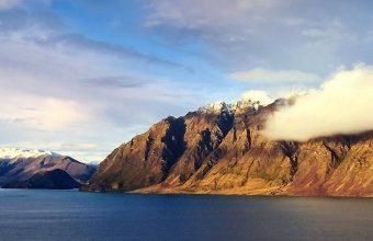 Lake Hawea New Zealand 1080x2340 340x220