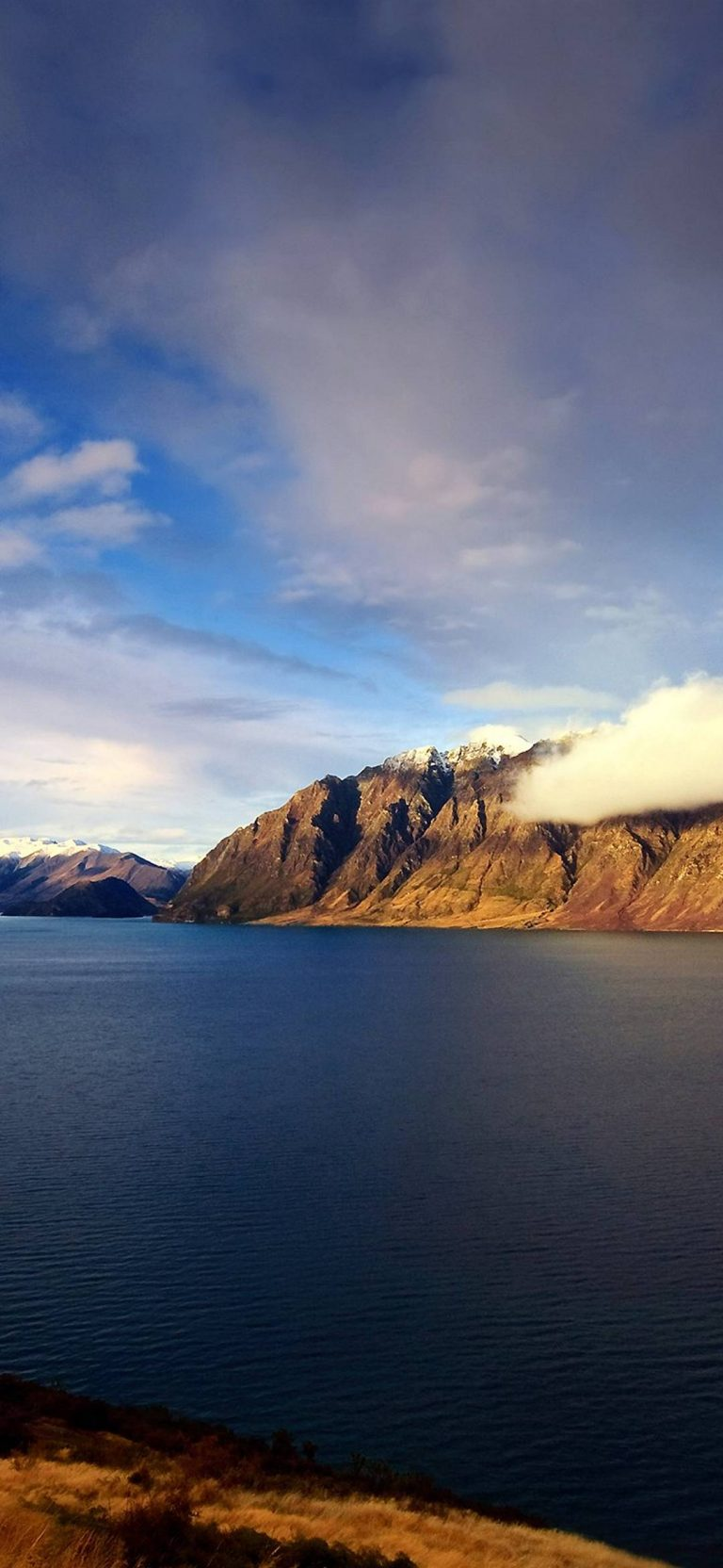 Lake Hawea New Zealand 1080x2340 768x1664