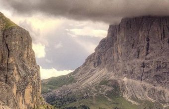 Mountains Clouds Landscapes 1080x2340 340x220
