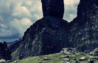 Mountains Landscape Rocks Stones 1080x2340 340x220