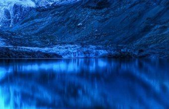 Mountains Reflection 1080x2340 340x220