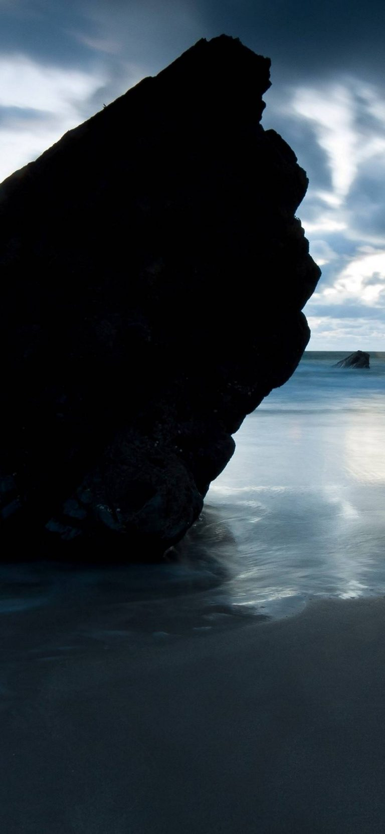 Nature Landscape Ocean Sea Beach 1080x2340 768x1664