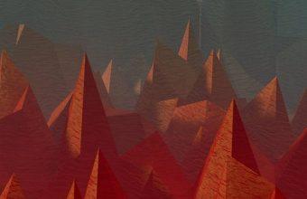Polygon Art Abstract 1080x2340 340x220