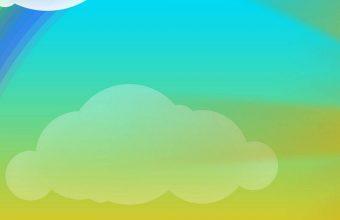 Rainbow Vector Cartoon Wallpaper 1080x2340 340x220
