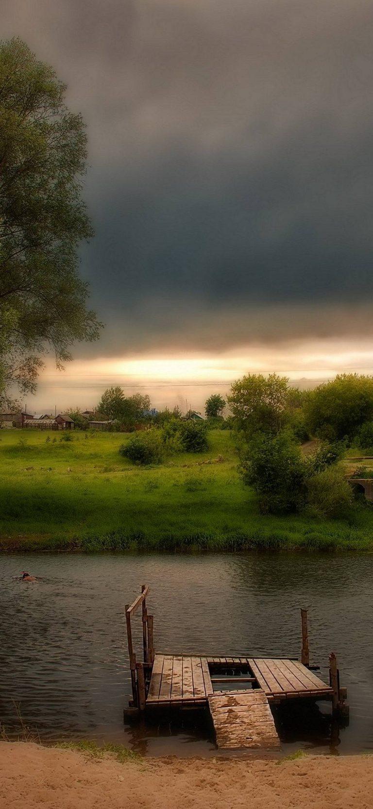 River Sun Grass 1080x2340 768x1664