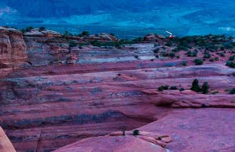 Rocks Stones Arch Desert 1080x2340 340x220