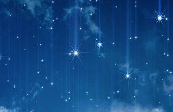 Sky Moonlight Nature Night Stars Clouds 1080x2340 340x220