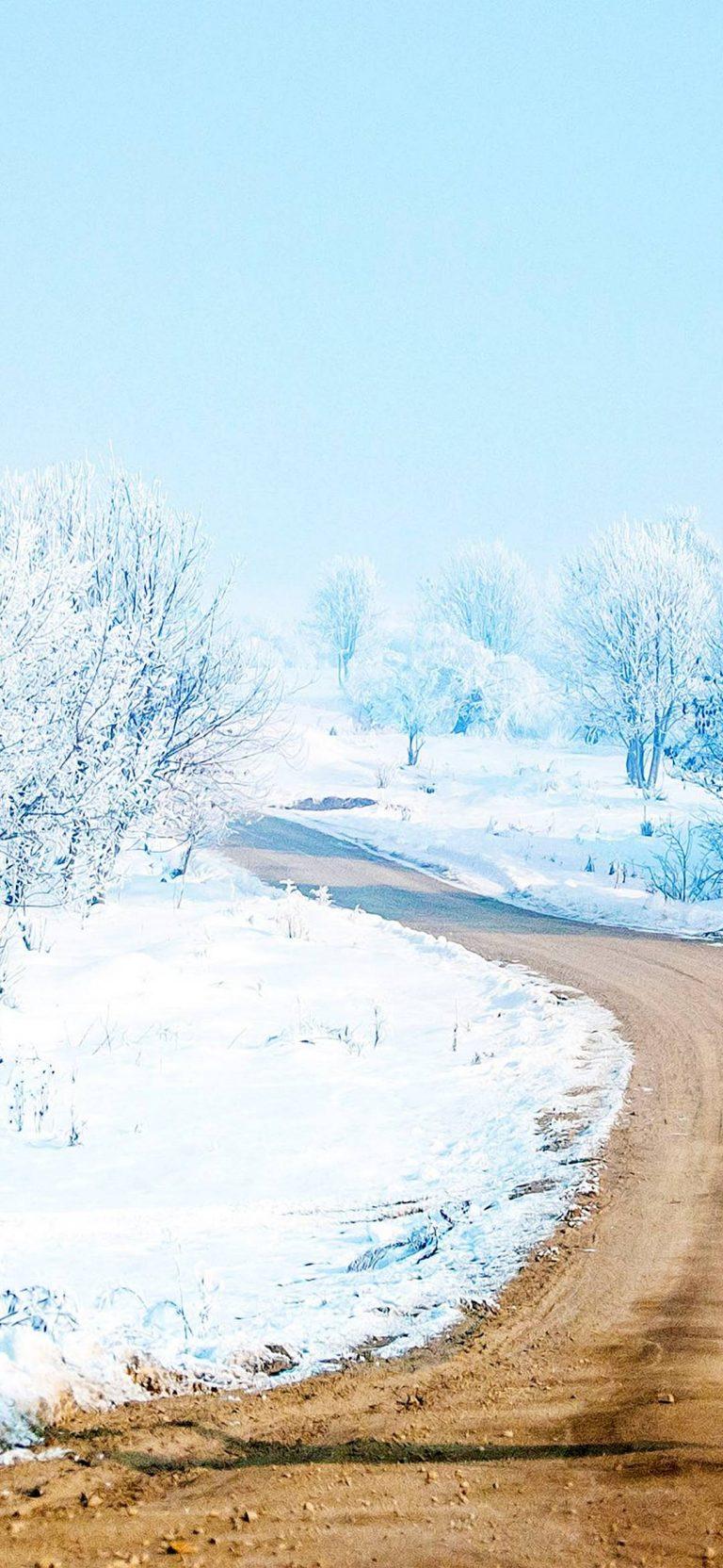 Snow Way 1080x2340 768x1664
