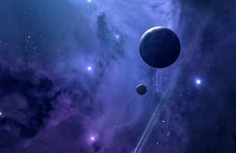 Space Planets Satellites 1080x2340 340x220