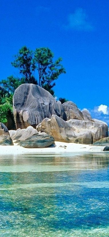 Stones Tropical Ocean 1080x2340 380x823