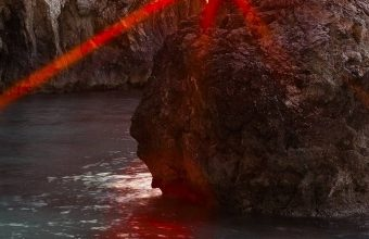 Sun Beams Rocks 1080x2340 340x220