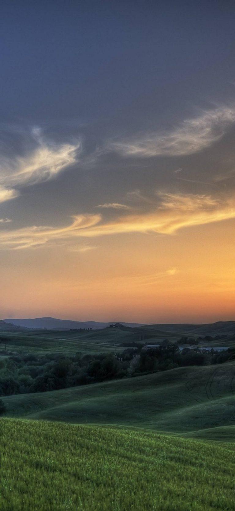 Sun Rising Meadows 1080x2340 768x1664